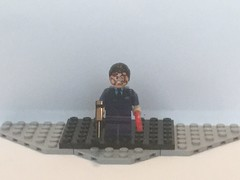 Lego Custom: Jigsaw (Marvel) (Captain Crafter) Tags: lego custom jigsaw saw marvel punisher villains villain gang mob scarface comics movies movie