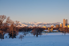 Mount Evans Sunrise (Kevin Bauman) Tags: colorado sunrise denver mountains mtevans mountain mountevans