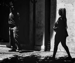 (Cheryl Atkins) Tags: fujixt2 blackandwhite streetphotography city urban street
