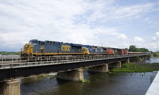 CSX, ex-CSX & CN power