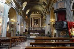 Cathédrale de CONI (RarOiseau) Tags: cuneo italie piémont cathédrale intérieur architecture v1000 saariysqualitypictures