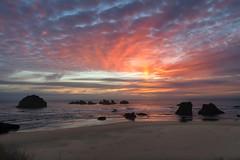 Bandon Colors (pbandy) Tags: bandon beach landscape ocean sunset summer oregon nature