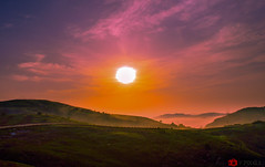 Morning vibes.......... (yadhukrishnan.) Tags: nature kerala idukki india morning sun sunrise greatphotographers gogreen greatshot green savenature saveearth sky