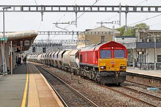66041 Class 66 diesel locomotive