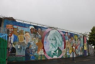 The Falls Road Murals