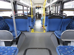 Metro 1201 Interior (TheTransitCamera) Tags: newflyerindustries nfi xn40 xcelsior cng metro1201 metro metrolink publictransit publictransport transit transportation transport travel bus service citybus