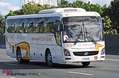 FNLT HUS (pantranco_bus) Tags: busesinthephilippines bitp bitp2006 fnlt firstnorthluzontransit sanisidrobus cabiaobus arayatbus caloocanbus cubaobus pasaybus hyundaiuniverse hyundaibus