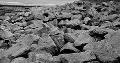 rocks (nI'taQ) Tags: rocks scarborough southbay harbour