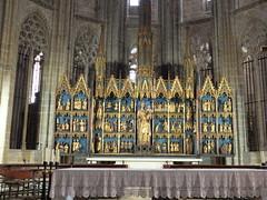 Catedral - Retablo de la Virgen de la Estrella 2 (albTotxo) Tags: tortosa tarragona cataluña españa