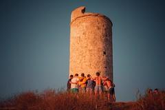 Novo Sancti Petri... (hobbit68) Tags: turm tower people menschen himmel sky fujifilm xt2 holiday urlaub spanien espanol espagne espana sonne spain andalusien andalucia