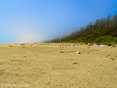 Long Beach Fog (Per@vicbcca) Tags: longbeach em5 olympus lumixvario1235f28 panasonic vancouverisland britishcolumbia tofino fog beach