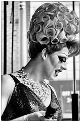 Brenda La Beau (teltone) Tags: liverpoolpride pride 2018 city diversity music people stage entertainment proud party celebration brendalabeau hollyellison queenzee