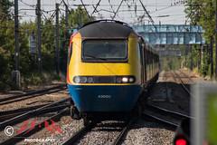 Hot Spare Train (CS:BG Photography) Tags: 43050 class43 hst intercity125 svg stevenage hirein emt eastmidlandstrains ecml eastcoastmainline lner londonnortheasternrailway