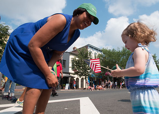 July 4, 2018 Barracks Row 4th of July Parade