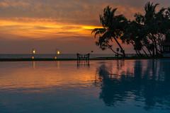 Ahungalla Beach (FV1405) Tags: 2018 ahungalla meer sonnenuntergang srilanka wasser southernprovince lk