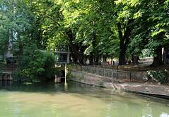 03 | mouth of Holy brook – river Kennet (Mark & Naomi Iliff) Tags: river cruise thamesrivercruise boat mv ladycaroline kennet chestnutwalk abbeywharf holybrook