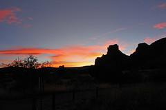 Sedona Sunset (craigsanders429) Tags: arizona arizonamountains sedonaarizona mountains cloudsandsky clouds cloudsandmountains sunsetphotography sunsets sunset sunsetcolors
