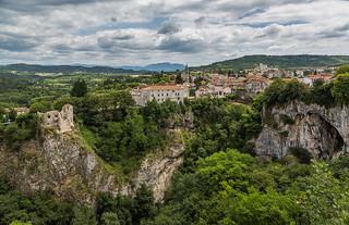 Croatia / Kroatien: Pazin