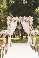 decorar jardin para boda civil (La Peluqueria Cordoba) Tags: ideas decorar altar aire libre