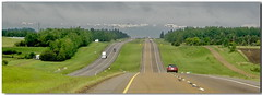 Highway 16 to Jasper National Park (robinb44) Tags: jaspernationalpark edmonton highway16 parkland central alberta