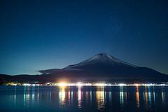 富士山 山中湖 (里卡豆) Tags: minamitsurugun yamanashiken 日本 jp olympus penf 17mm f12 pro olympus17mmf12pro olympuspenf 富士山 fujisan 山中湖