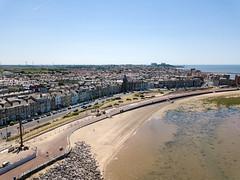 Morecambe (scrappy nw) Tags: lancashire morecambe morecambebay scrappynw scrappy sea water beach seaside djimavicpro mavicpro drone dji mavic