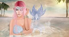 Mermaid Cove (Duchess Flux) Tags: mermaidcove collabor88 hillyhaalan catwa glamaffair lepunk mina codex belleepoque merlific mermaid secondlife sl