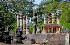 Polonnaruwa (MelindaChan ^..^) Tags: srilanka 斯里蘭卡 polonnaruwa heritage history ruin chanmelmel mel melinda melindachan life