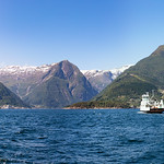 Balestrand, Norway, June 26, 2018 thumbnail