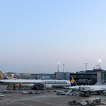 Gate at Frankfurt airport thumbnail