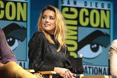 Amber Heard (Gage Skidmore) Tags: amber heard aquaman san diego comic con international 2018 convention center california