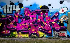 HH-Graffiti 3744 (cmdpirx) Tags: hamburg germany graffiti spray can street art hiphop reclaim your city aerosol paint colour mural piece throwup bombing painting fatcap style character chari farbe spraydose crew kru artist outline wallporn train benching panel wholecar
