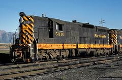 Rio Grande SD9 With Visibility Mods (jamesbelmont) Tags: riogrande drgw sd9 roperyard southsaltlake emd train railroad railway locomotive midvaletramp utah