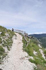 Road to the sky (Vincenzo Elviretti) Tags: monte livata monna dellorso vedute campo dellosso roma provincia lazio italia subiaco trinità road strada infinito cielo sky