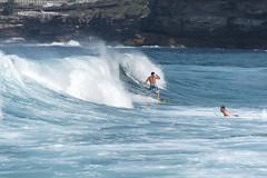surfers (Greg Rohan) Tags: male men rock surfboard australia sydney surfers people water ocean surf sea waves beach brontebeach bronte d750 2018 nikon nikkor landscape wave