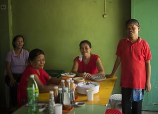 Family from Lazi