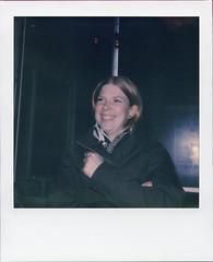 New Year IV (Magnus Bergström) Tags: polaroid polaroid680slr polaroidoriginals polaroidslr680 instant film instantfilm karlstad sweden sverige värmland wermland color portrait party amlper00
