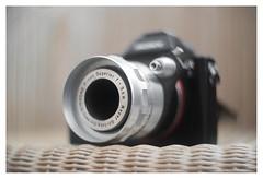 Meyer Kinon Superior 5cm projector lens in the focusing helicoid of a Trioplan 100/2.8 (Exakta) (leo.roos) Tags: cameras lenses gear meyerkinonsuperiorf5cm meyerkinonsuperior5016 projectorlens projectionlens focusinghelicoidtrioplan10028 exakta darosa leoroos a7rii hugomeyerkinonsuperiorif5cm meyerkinonsuperiori5016