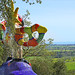 Le Soleil (Le Jardin des Tarots de Niki de Saint Phalle à Capalbio, Italie)