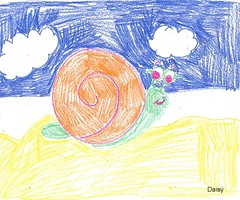 Snail in the sand (bearritto) Tags: daisy crowley daisycrowley toddler toddleedoo alice bad seed bebe body sl secondlife second life family daughter cute kawaii sweet adorable photo snapshot photography child children roleplay kid baby rp spam flickr art picture drawing colour color colouring crayon marker pencil illustration play playing snail sand