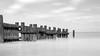 APR 16 18 - WALCOTT-8078 (mrstaff) Tags: april162018 cloudy sunnyintervals tide walcott beach eastofengland norfolk coast shore groyne waves rocks seadefences woodenstructures seascape longexposure martinstafford