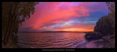 Bad Saarow- Scharmützuelsee (Rukiber) Tags: deutschland brandenburg bad saarow see scharmützelsee nikon natur d750 christian kirsch rukiber sonnenuntergang sunset
