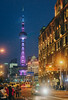 oriental pearl tower of shanghai (Tu_images) Tags: architecture asia asian building buildings bund china chinese city colonial colony east european evening huangpu nanjing night oriental pearl pudong road shanghai skyline street tourism tourist tourists tower urban urbanity