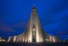 Hallgrímskirkja (JeffMoreau) Tags: hallgrimskirkja reykjavik church kirkja iceland icelandic sony a7ii long exposure blue hour zeiss 16mm 30 seconds 30s