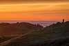 Sunset on Russian Ridge (Kirk Lougheed) Tags: california midpeninsularegionalopenspacedistrict russianridge russianridgeopenspacepreserve santacruzmountains usa unitedstates cloud hill landscape outdoor sky sunset