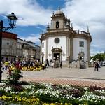 Barcelos- Baroque Gardens and Igreja do Senhor Bom Jesus da Cruz