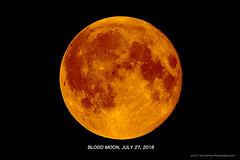 "Blood_Moon-7-27-18 (DonBantumPhotography.com) Tags: ""donbantumphotographycom"" ""donbantumcom"" skyscapes moon bloodmoon planets"