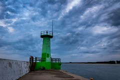 (Gosi@s) Tags: port pentaxart clouds harbor water