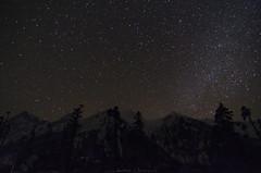 Dream on (_Amritash_) Tags: dreamon stars starrynight stargazing starsovermountains himalayas himalayanlandscape nightlandscape nightscape harkidun swargarohini bandarpoonch uttarakhand nightsky astrophotography