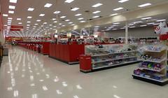 Sunday at Target (arbyreed) Tags: arbyreed retail store storeinterior target targetstoreinterior red consumer consumereconomy consumerism brickandmortar shopping utahcountyutah